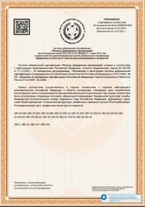 Заключение «Квалификация участников закупки»